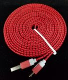 10ft Red Android charging cords
