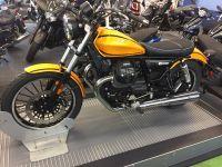 2017 Moto Guzzi V9 Roamer Standard/Naked Motorcycles Marina Del Rey, CA