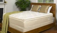 15.5 THICK EUROTOP QUEEN KING KOIL MATTRESS SET