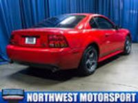 1999 Mustang SVT Cobra Ford 2dr Fastback Red Coupe RWD V8 4.60L