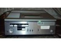 SONY Betamax SLP-305 Beta VCR Player Portable Vintage Rare!!