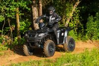 2017 Suzuki KingQuad 750AXi Power Steering Special Edition Utility ATVs Fayetteville, GA