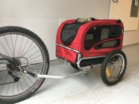 Pet Bicycle Trailer (Solvit ) new/only used twice