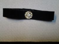 Black Velvet Ribbon Chocker