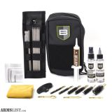 For Sale: Breakthrough Clean Cleaning Kit Long Rifle, Rod Cleaning Tools, Solvent, Grease, Oil BT-LOC-U-BLK