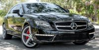 2012 Mercedes-Benz CLS-Class 4dr Sdn CLS63 AMG