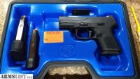 For Sale: LNIB FN FNS9C, 3 mags, factory night sights, fully ambi controls