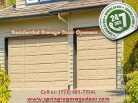 Leading New Garage Door Installation and Repair   Spring, TX