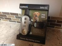 For Sale: Dog Training Collar'Garmin DeltaXC Rechargeable