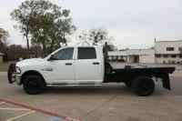 2014 RAM 3500 Crew Cab Tradesman Flatbed Dually Diesel 4X4