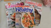Three Healthy Eating Magazines - Price is all