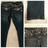 Never worn Miss Me jeans size 29