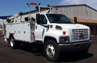 2009 Chevrolet 7500 Mechanics / Service Truck