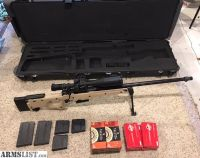 For Sale: ACCURACY INTERNATIONAL 300WM AWM SNIPER/COMPETITION RIFLE
