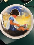 1st Edition of Zolan's Children Plate Collection