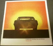Find 1964 Pontiac GTO Sales Brochure Dealer Original Tempest 389 3-2BBL Convertible motorcycle in Holts Summit, Missouri, United States, for US $22.64