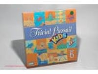 Trivial Pursuit Jr Junior for Kids Game Volume 6 Parker