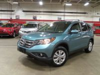 2014 Honda CR-V EX-L (Mountain Air Metallic)