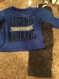 Size 2T Carter s outfit-$4