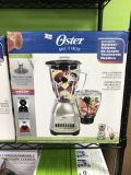 Oster 2-in-1 Blender and 3 Cup food chopper. 8 Speeds