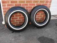 Find 7.75-15 NOS FIRESTONE NYLON SAFETY CHAMPION TIRES GASSER CORVETTE STREET ROD motorcycle in East Earl, Pennsylvania, United States, for US $500.00