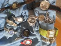 lot of 11 watches
