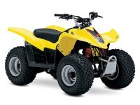 2017 Suzuki QuadSport Z50 Sport ATVs New Haven, CT