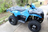 2018 Polaris Sportsman 450 H.O. Utility ATVs Palatka, FL