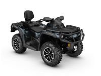 2017 Can-Am Outlander MAX Limited 1000 Utility ATVs Schenectady, NY