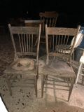 Old Project chairs