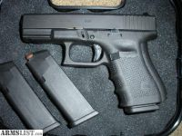 For Sale/Trade: Glock 19 Gen 4 (four mags)