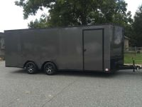 2018 Other New 8.5x20 VNose Enclosed Trailer