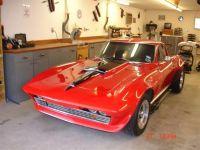 1967 Corvette Stingray 327