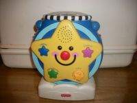 #6431 FISHER PRICE BABY PROJECTOR SOOTHER