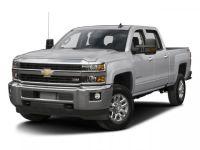 2016 Chevrolet Silverado 2500 Work Truck (White)