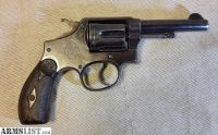 For Sale: Smith & Wesson Military & Police Model of 1899