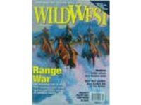 Wild West Magazine April 2011 Vol 23 No 6 Johnson County War. Battle of New Ulm.