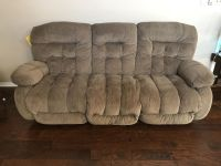 Recline Sofa. Extremely Comfortable!