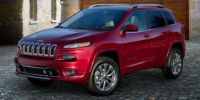 2018 Jeep Cherokee Overland (Bright White Clearcoat)