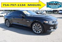 2015 FORD MUSTANG GT COUPE 2D  (714-757-1134)