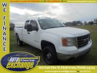2008 GMC Sierra 2500 HD Extended Cab SLE Pickup 4D 8 ft