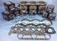Sell Y13 YAMAHA 1100 CYLINDER & TOP END REBUILD KIT 1.5MM OVER BORE RAIDER EXCITER motorcycle in Springville, Utah, United States, for US $709.99