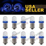 Sell 10pcs Ba9s LED Light Blue Instrument Cluster Bulb Speedometer Temp Gauge Lamp motorcycle in Milpitas, California, United States