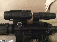For Sale/Trade: Aimpoint M4/M3/ X3 Magniffier!