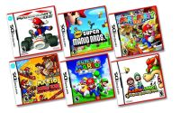 Any Mario Nintendo ds game