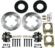 Purchase HONDA ATV ( RUBICON ) DISC BRAKE CONVERSON KIT (NEW) motorcycle in Hanover, Indiana, US, for US $239.95