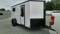 2018 Other New 6x12  VNose Enclosed Trailer