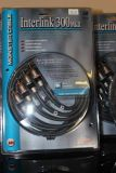 Monster Cable 300 Series RCA Audio InterLink Cable 2m