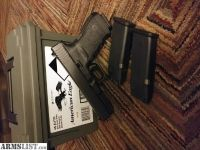For Sale/Trade: Like New GEN 3 GLOCK 21 with 600 rounds of ammo.