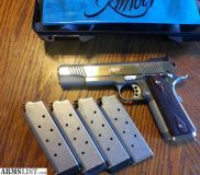 For Sale: Kimber Classic Stainless Gold Match 1911 45ACP